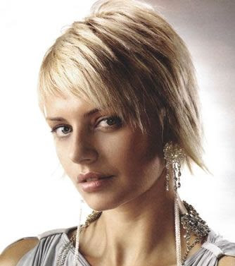cute short hairstyles for 2008. hairstyles Cute Short Haircuts