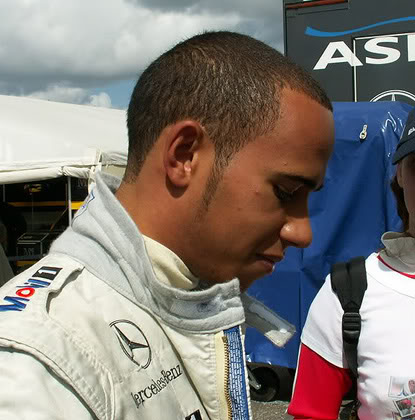 Lewis Hamilton New Buzz Men Haircuts 2010