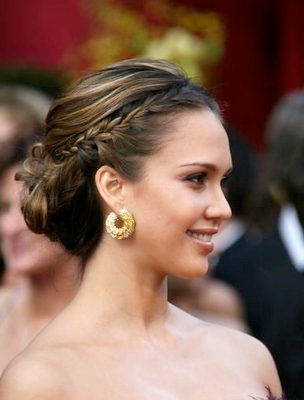 2010 Cute Elegant Updo Hairstyles for Formal Look