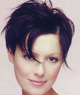 cute hairstyles for women. Latest Cute Short Messy Women