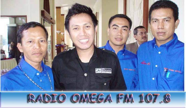 OMEGA FM  SURALAYA 107.8 MHz