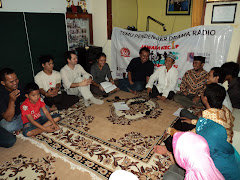 Omega FM dan Search For Cammon Ground gelar diskusi
