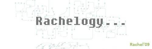 Rachelogy