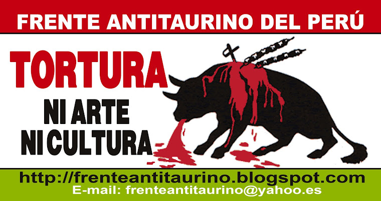 SOLICITE SU STIKER ANTI-TAURINO