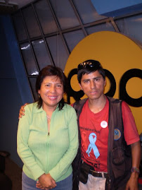ENTREVISTA EN RADIO PROGRAMAS DEL PERÚ
