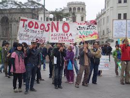 LA CAMINATA DEL 30 DE AGOSTO DE 2010
