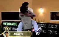 ALBERTO conquista sua 1ª liderança