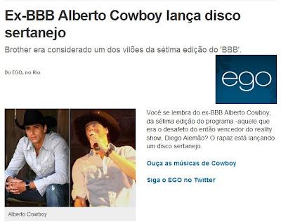 ALBERTO NO EGO.COM