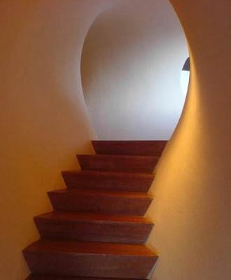 Unusually designed House