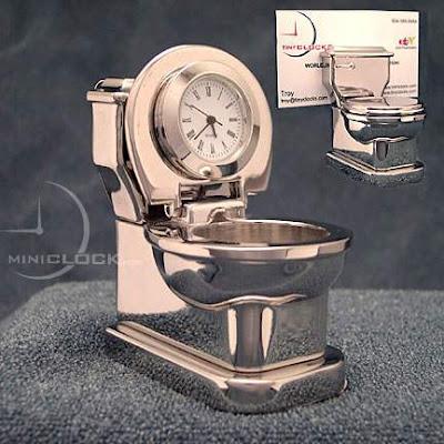 strange Clock Designs