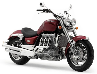 Triumph - Rocket III - Bike