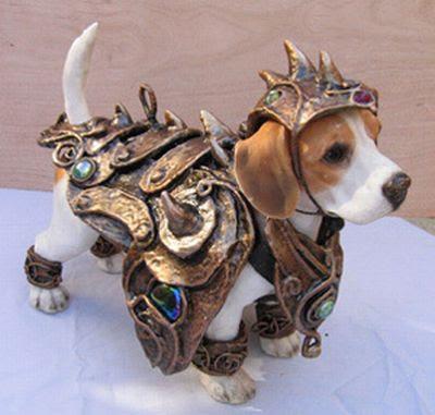 Dress up dogs