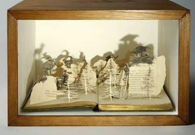 Stunning Book Art