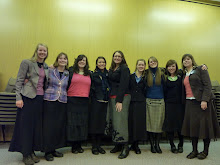 All the Sisters in the Mission--January Zone Conference 2010