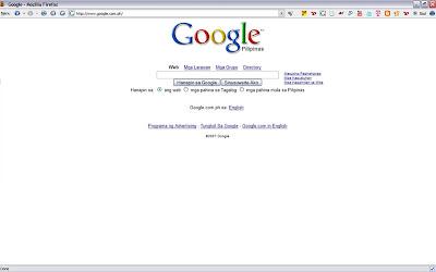 minimalist firefox browser