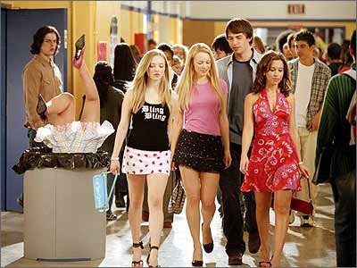 A collection of the best quotes from Mean Girls by your favorite characters