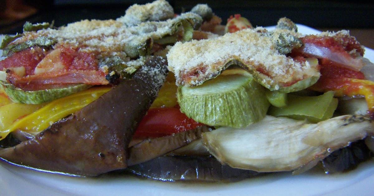 Il cucchiaio di legno teglia di verdure estive al forno for Ortaggi estivi
