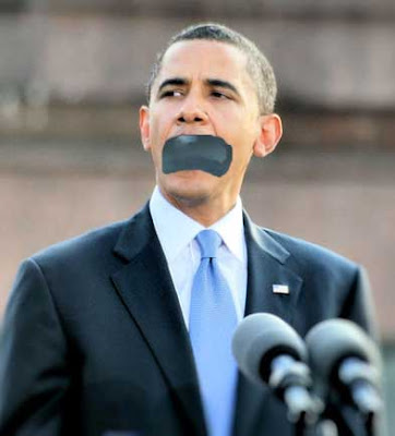 obama case sheeple duct tape lying mouth
