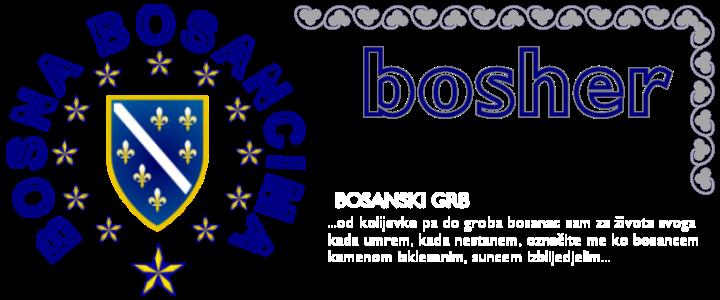 bosher