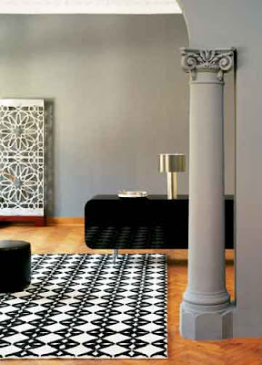 Black and White Design, Interior Ideas, 3D Interior Design