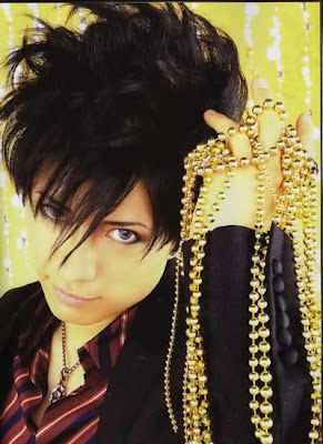 Gackt hairstyle 5