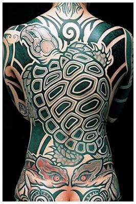 Eccentric Tattoos Yakuza Tattoo A...