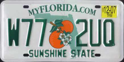 Download free new fl license plates sealletitbit for Florida fishing license military