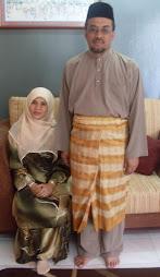 Inilah isteri saya yang tersayang, Sharifah Nor Madinah Syed Ahmad