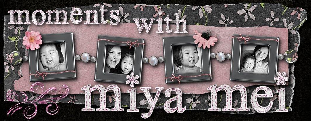 Moments with Miya Mei