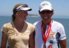 Escape From Alcatraz 2007 & 2008 Women's Winner