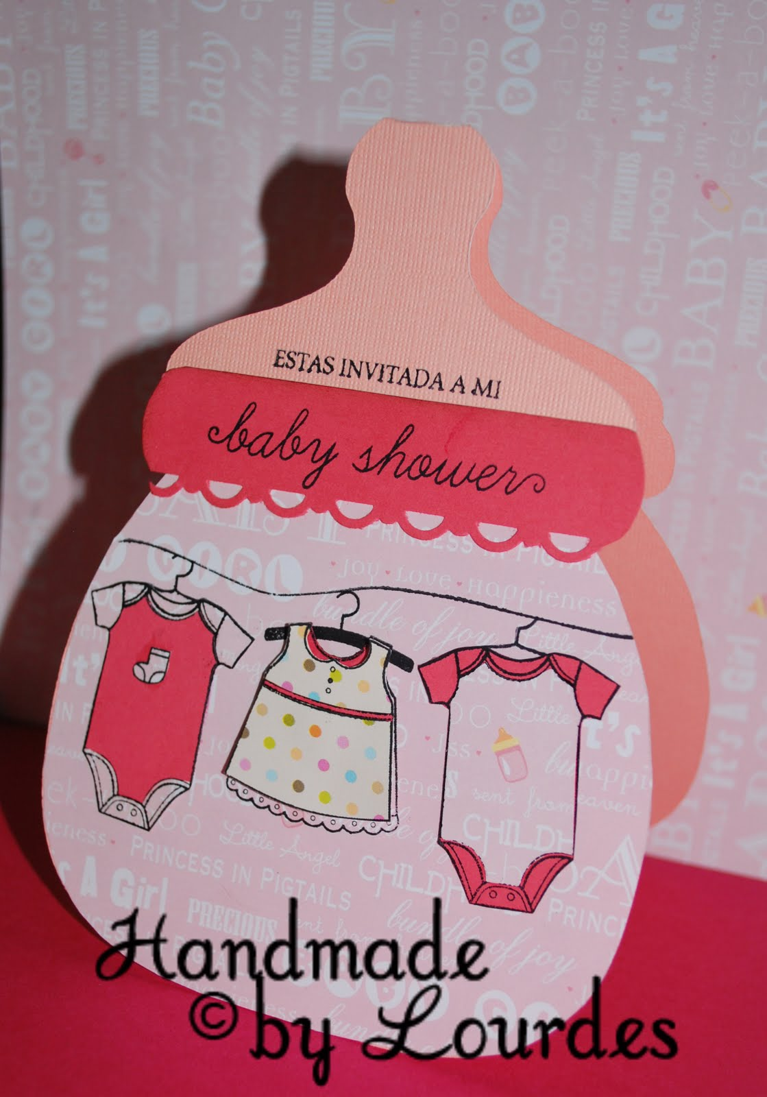 dahsiaar baby shower invitaciones