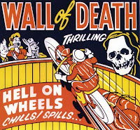 Wall of Death Poster