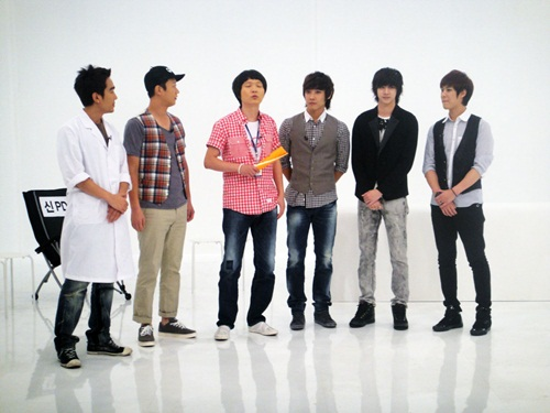 """Super Junior Yesung"""" Uma carreira a solo é possivel mas eu prefiro ficar no Super Junior"""" 1"""