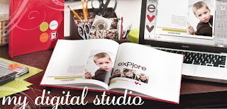 My Digital Studio Scrapbooking