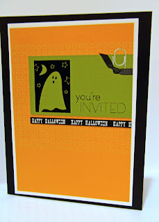 My Digital Studio Halloween card front