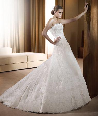 cars blogger forever: vestidos de novia pronovias 2011