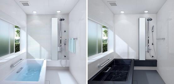 Dise o de ba os peque os por toto decorando mejor for Small but beautiful bathrooms