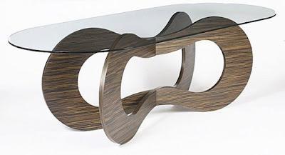 a continuacin les muestro varios modelos de mesas de comedor hechas por diseadores famosos cul te gusta