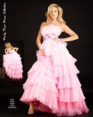 Pink Dress on Dresses For Party  Dress Pink 15 Years