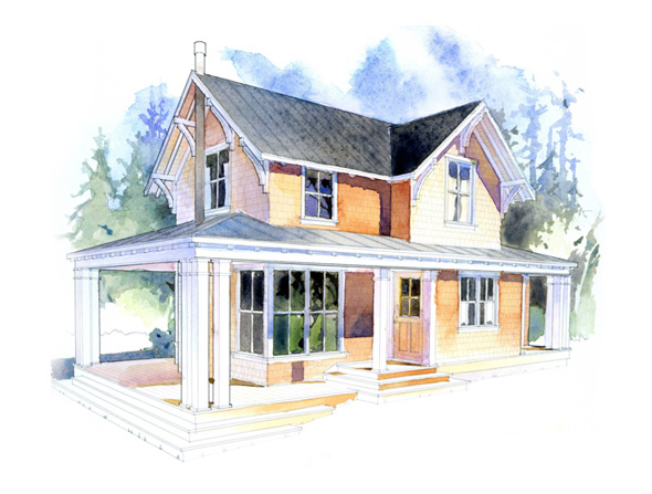Interior Design  Plano De Casa De Dos Pisos  Dos