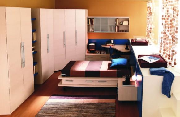 Modernos dise os de habitaciones para ni os y ni as for Diseno de habitaciones para ninos