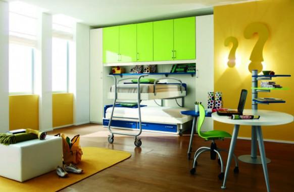 Baños Modernos Ninos:Modernos diseños de habitaciones para niños y niñas : Decorando