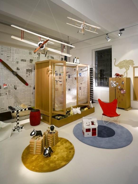Diseños de dormitorios para niños muy divertidos : Decorando Mejor