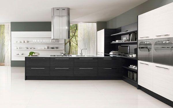 Interior sweet design dise o de cocina minimalista en for Cocinas minimalistas 2016