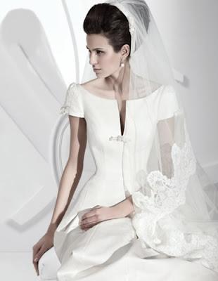 Franc sarabia Hochzeitskleid