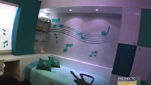 Baños Modernos Homecenter:Decoracion Diseño: DORMITORIOS PARA JOVENCITAS ESTUDIANTES CON ESTILO