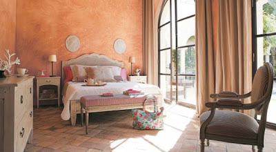 Clásico y Moderno Rústico Dormitorios
