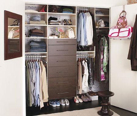 Ideas de organizaci n de armario architecture interior - Organizacion de armarios ...
