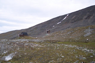 Tjaktja Pass Hut Kungsleden