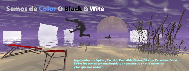 Semos de Color O Black & Wite?